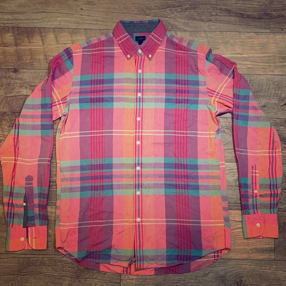 J. Crew Other - J Crew Button Down Long Sleeve